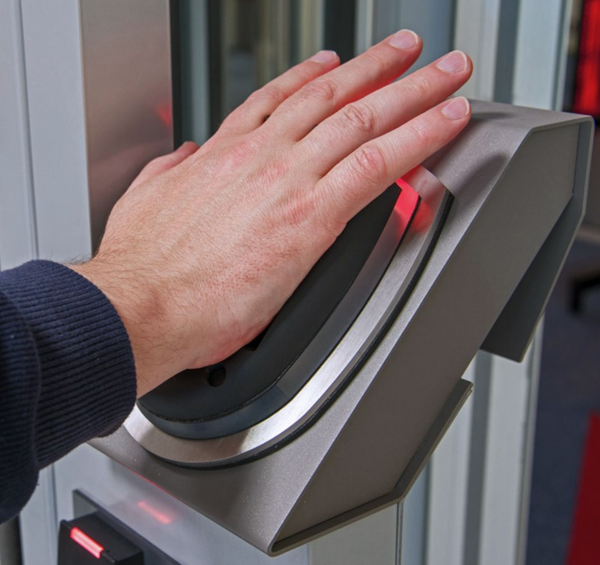 Sympatron Handvenenscanner